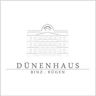 Logo Dünenhaus Binz